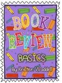 Common Core Opinion Writing Strand 1 - Grades 1 through 5