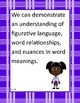 Common Core Organizer, Assessments & Portfolio Literacy & Writing Bundle (K-5)