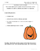 Common Core/PARCC Writing Prompt: The Life Cycle of a Pumpkin