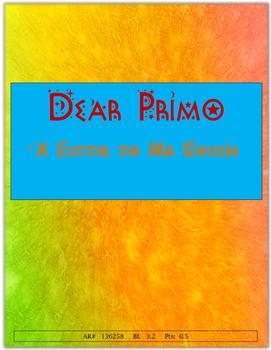 Common Core/PARCC Writing Task:  Dear Primos