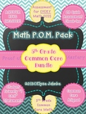 Common Core POM(Proof of Mastery)PACK BUNDLE - 5th Grade C