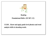 Common Core Packet for Second Grade
