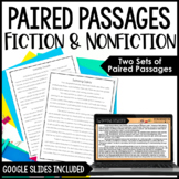 Paired Passages {Fiction and Nonfiction} with Digital Pair