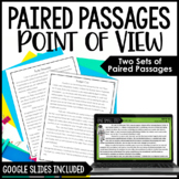 Paired Passages | Point of View RL.4.6 and RL.5.6