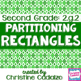 Partitioning Rectangles