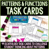 Patterns Task Cards | Google Classroom | Distance Learning