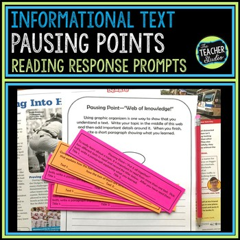 Response to Reading: Informational Text