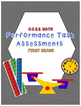 Common Core Performance Task Assessments