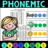 Phonemic Awareness Activities and Intervention Set