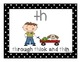 Common Core Phonic Cue Cards for Consonant Digraphs