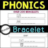 Common Core Phonics Bracelets BUNDLE Set 1