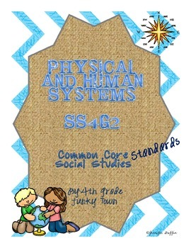 Common Core: Social Studies: Physical and Human Systems