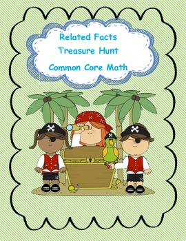 Common Core: Pirate Math Addition and Subtration