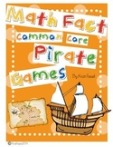 Pirate Math Games for Use With The Common Core Standards