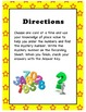 Common Core Place Value Mystery Numbers