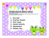 Common Core Place Value Pack