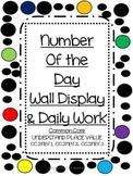 Common Core Place Value Wall Display and Daily Review Packet