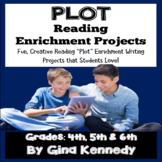 Plot Projects Reading and Writing Enrichment!