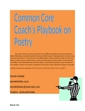 PARCC Common Core Poetry Unit