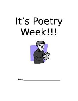 Common Core Poetry Unit