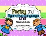 Common Core Poetry and Figurative Language