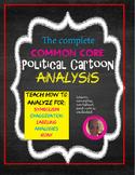 Common Core Political Cartoon Analysis