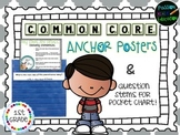 Common Core Posters & Question Stems (1st Grade)