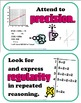 Common Core Posters: Standards for Mathematical Practice (