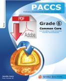 Common Core Practice Assessments ELA Grade 6 PACCS