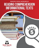 Common Core Practice, Reading, Informational Texts, Grade 5
