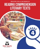 Common Core Practice, Reading, Literary Texts, Grade 4