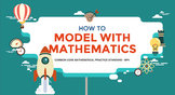 FREE! Common Core Mathematical Practice MP4 (Model with Math) Infographic Poster
