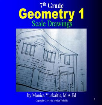 Common Core 7th Geometry 1 - Scale Drawings