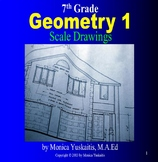 7th Grade Geometry 1 - Scale Drawings Powerpoint Lesson