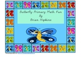 Common Core Primary Butterfly Math Centers - Differentiated