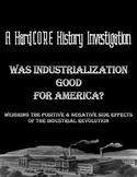 The American Industrial Revolution & Your Textbook: A Comm