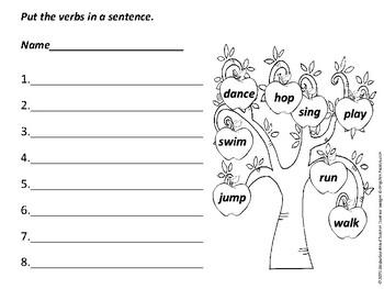 Primary Worksheet Packet