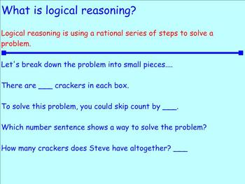 Common Core Problem Solving Strategies for Math