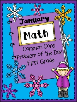 Common Core Problem of the Day - January