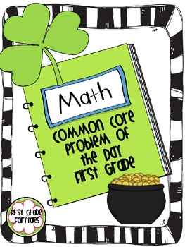 Common Core Problem of the Day - March