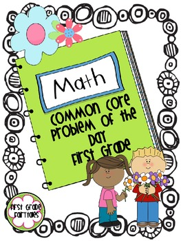 Common Core Problem of the Day -  May
