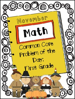 Common Core Problem of the Day - November