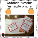 October Pumpkin Writing Prompts
