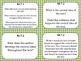 Common Core Question Cards Reading Standards for Informational Text Grade 7