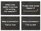 Common Core Question Stem Cards for Read Alouds & Literacy Centers