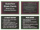 Common Core Question Stem Cards for Read Alouds & Literacy