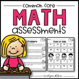 Common Core Quick Math Assessments Operations and Algebraic Thinking