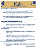 Common Core Quick Reference/Cards Math: Measurement and Data Gr. 3
