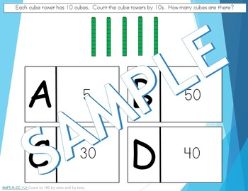 Common Core Quick and Easy Assessments (using Plickers)-Co