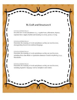 Common Core RL.3.4 Context Clues